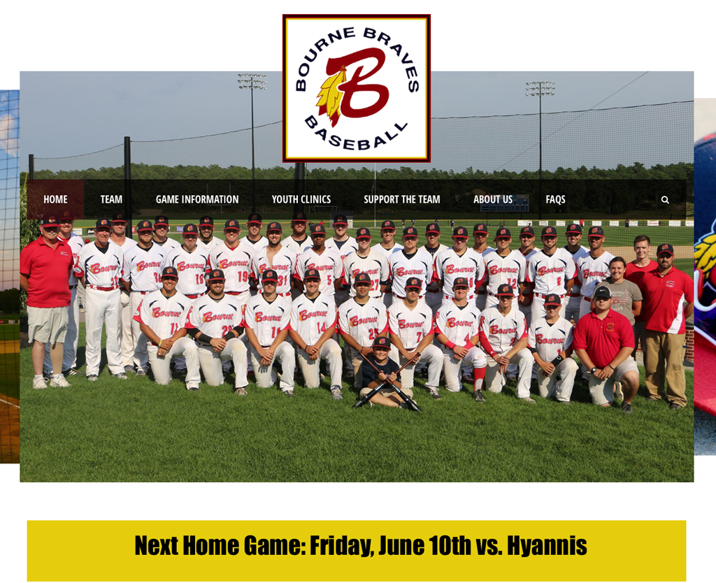 Bourne Braves: Cape Cod League West Division