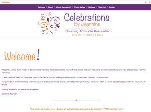 Celebrations by Jeannine