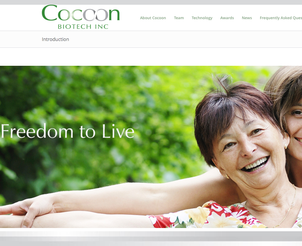 Cocoon Biotech
