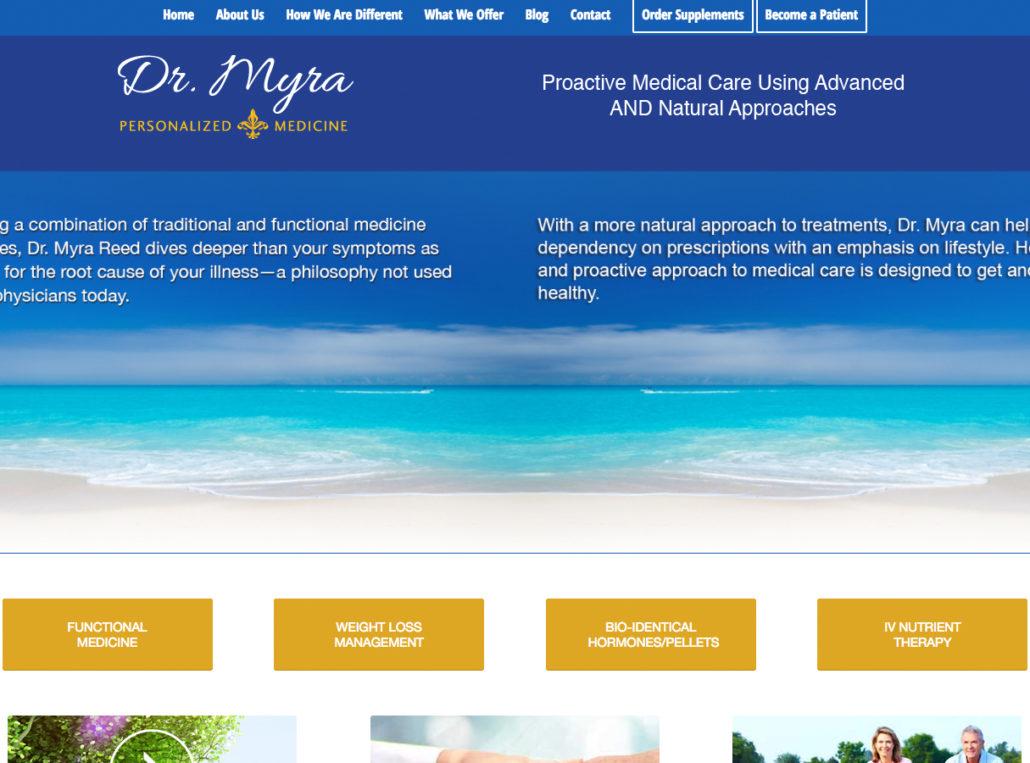 Dr. Myra Reed