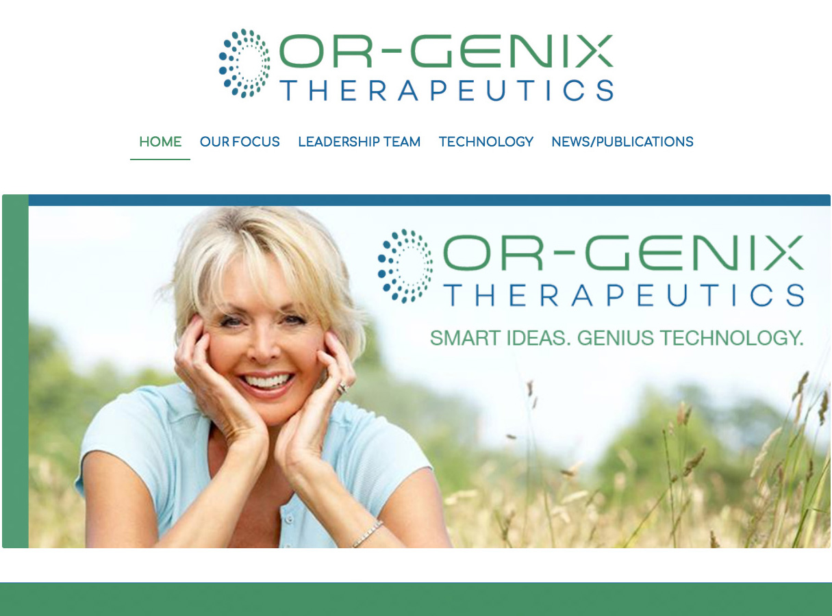 Or-Genix Therapeutics