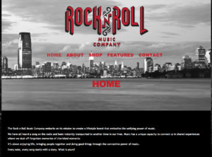 Rock n Roll Music Company