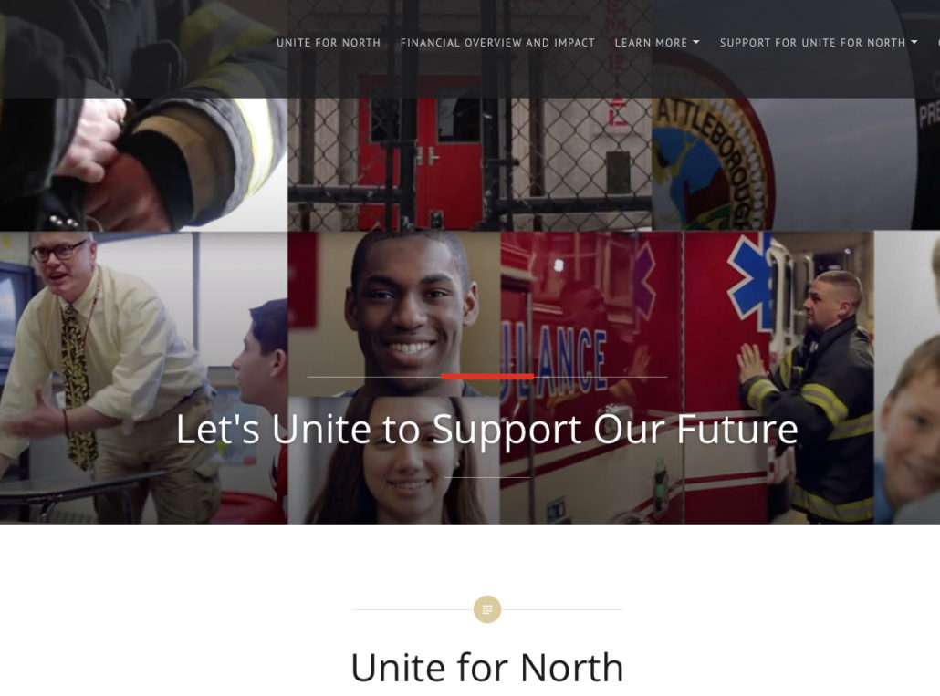Unite for North