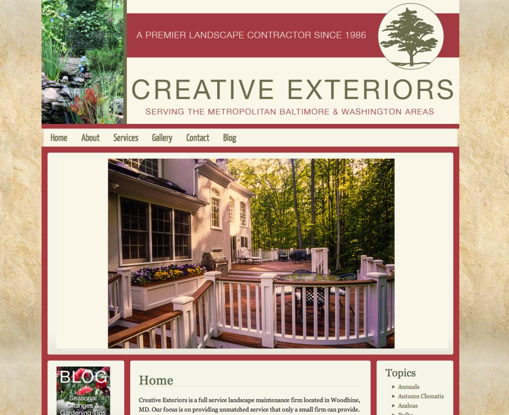 Creative Exteriors Landscaping