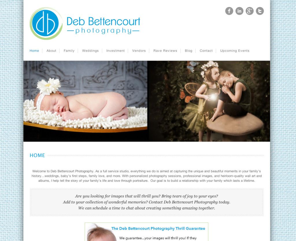 Deb Bettencourt Photography
