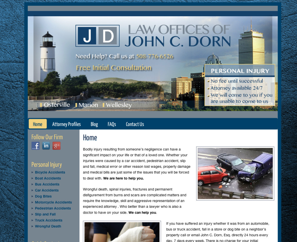 Law Offices of John C. Dorn