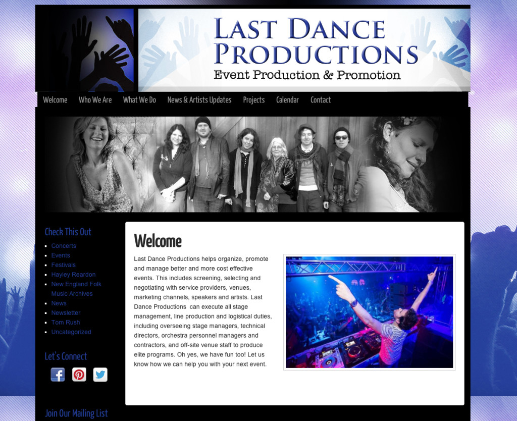 Last Dance Productions