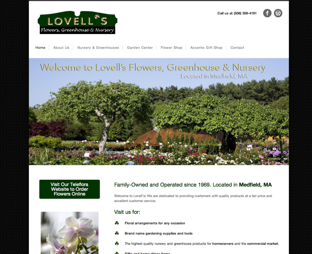 Lovell's Garden and Nursery