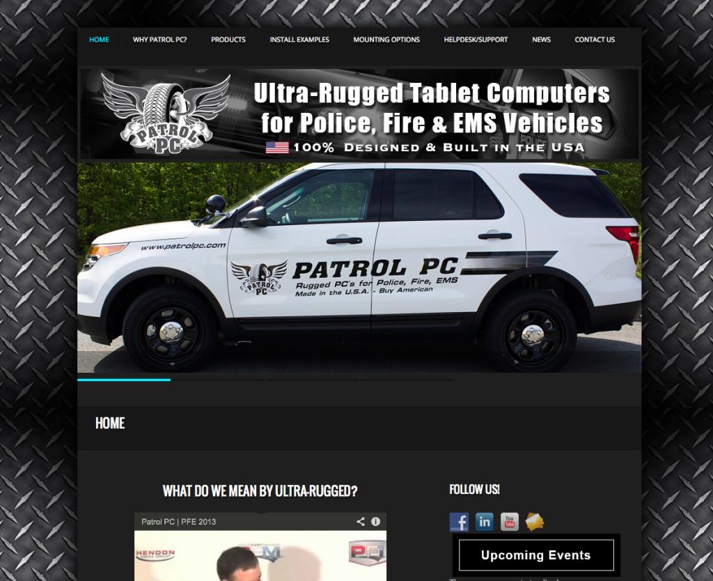 Patrol PC
