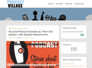 Podcast Village