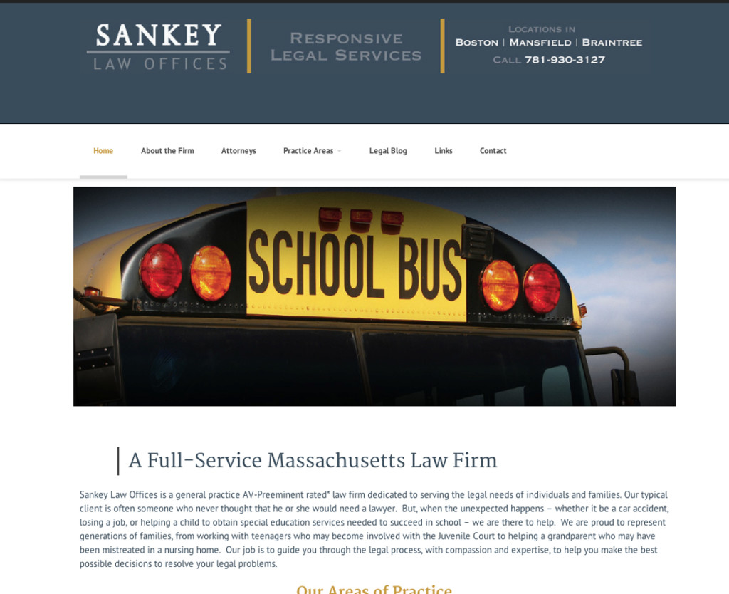 Sankey Law Offices