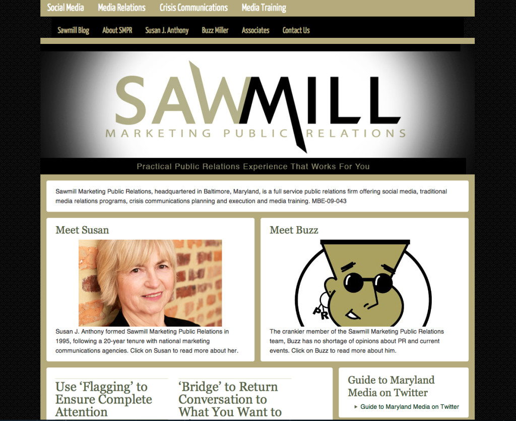 Sawmill Marketing Public Relations