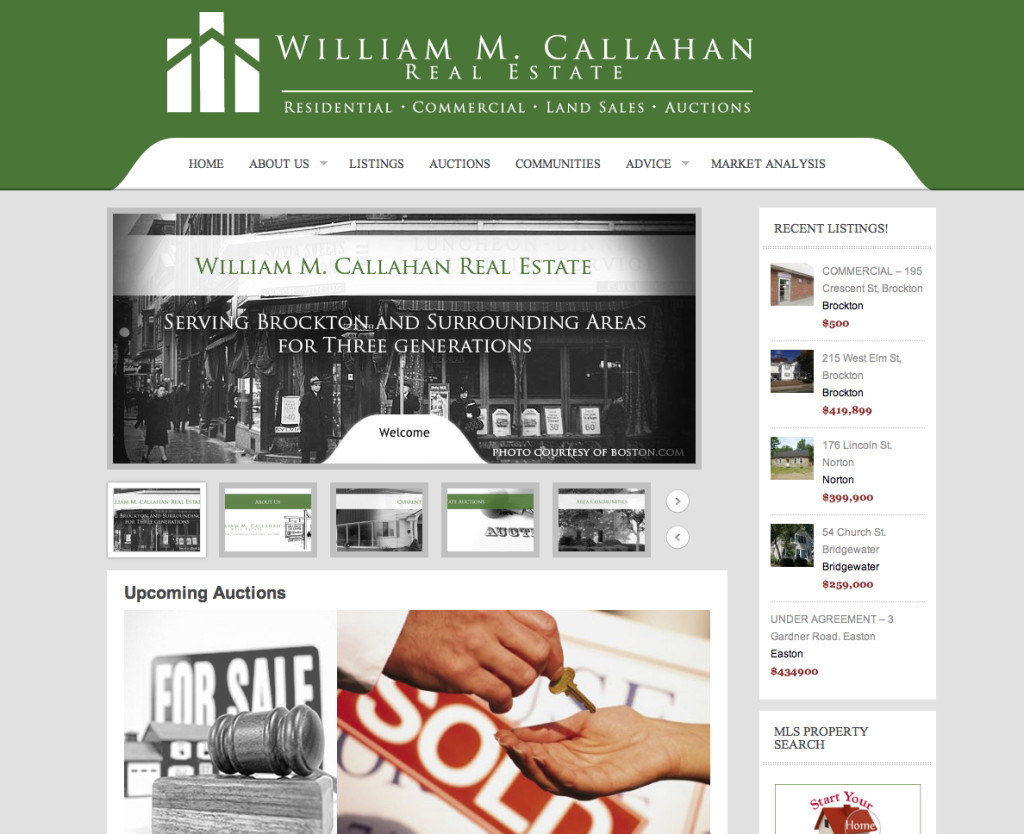 William M. Callahan Real Estate