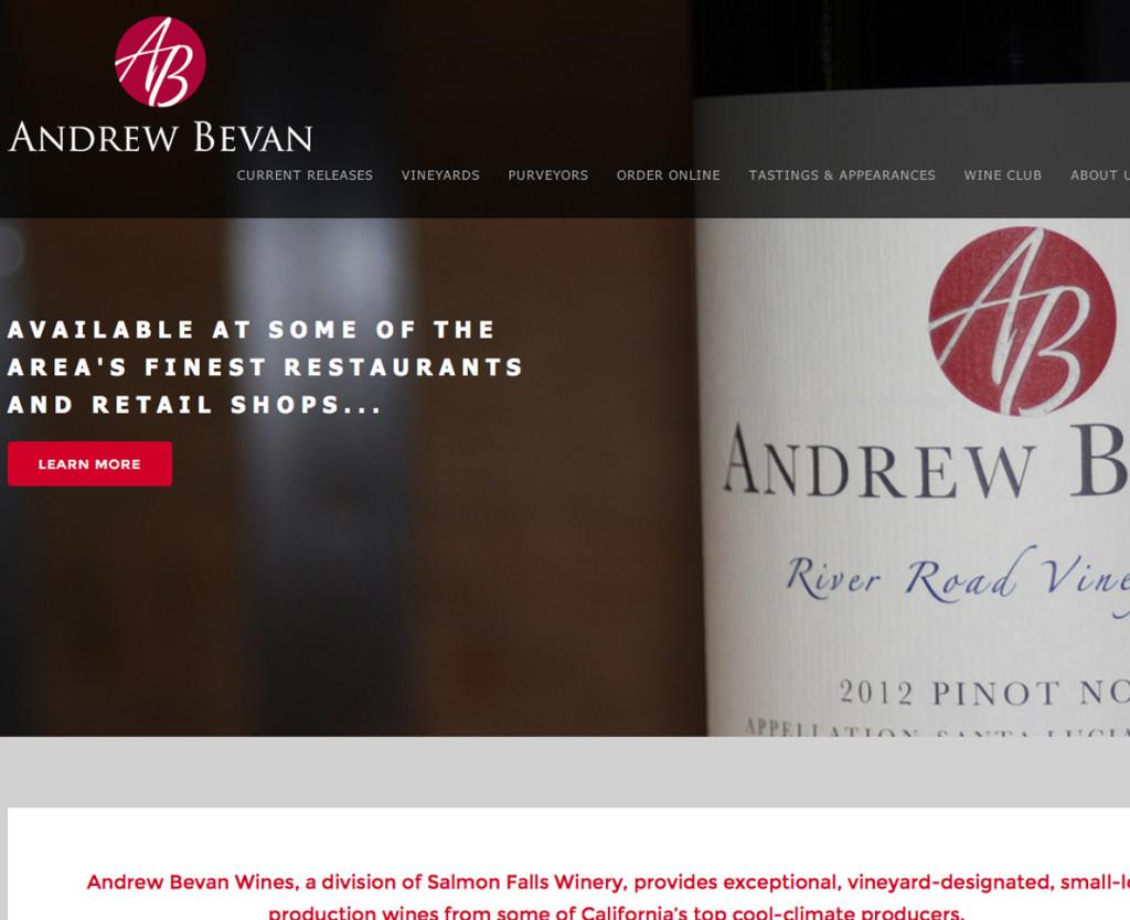 Andrew Bevan Wines