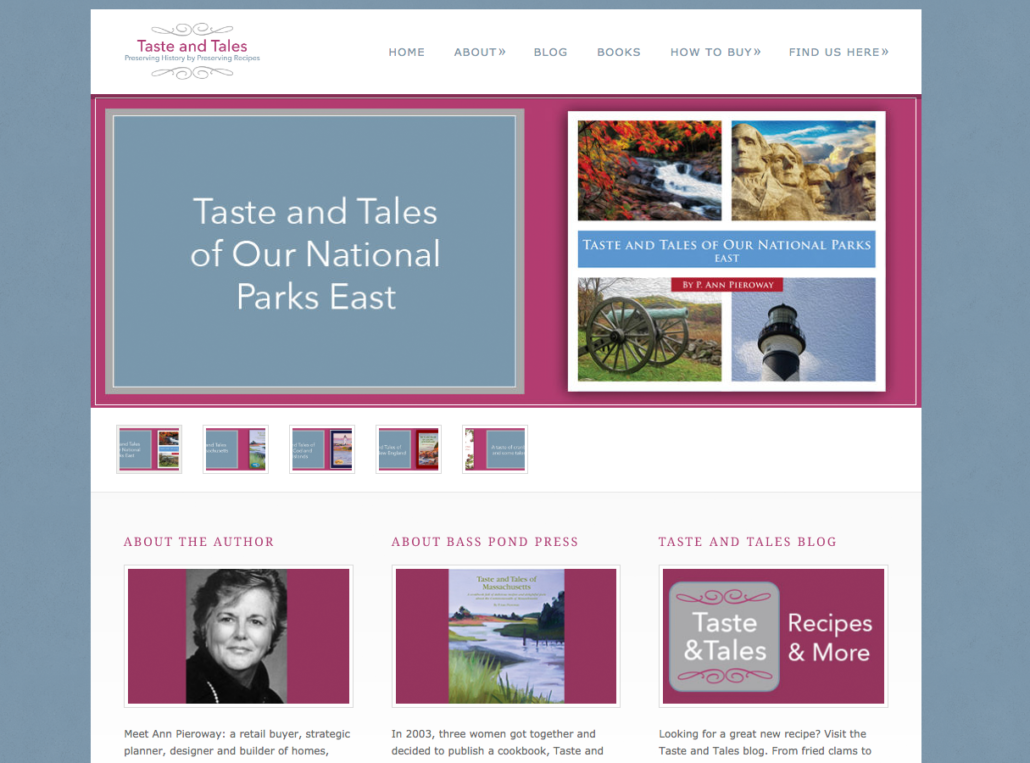 Taste and Tales