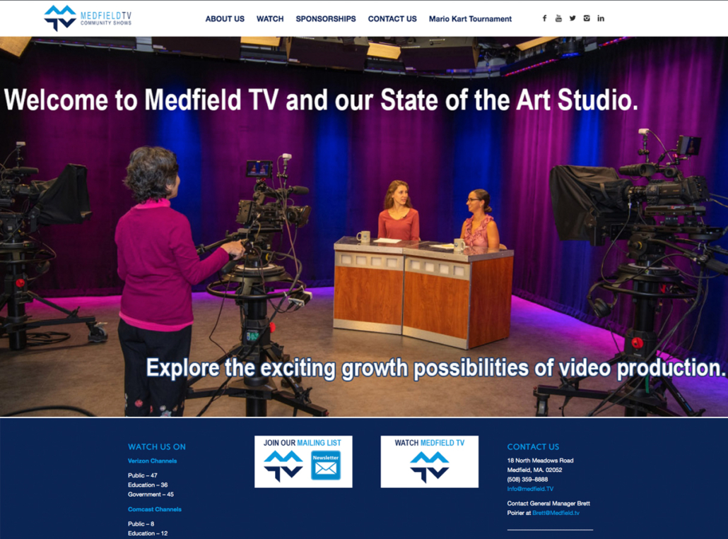 Medfield TV