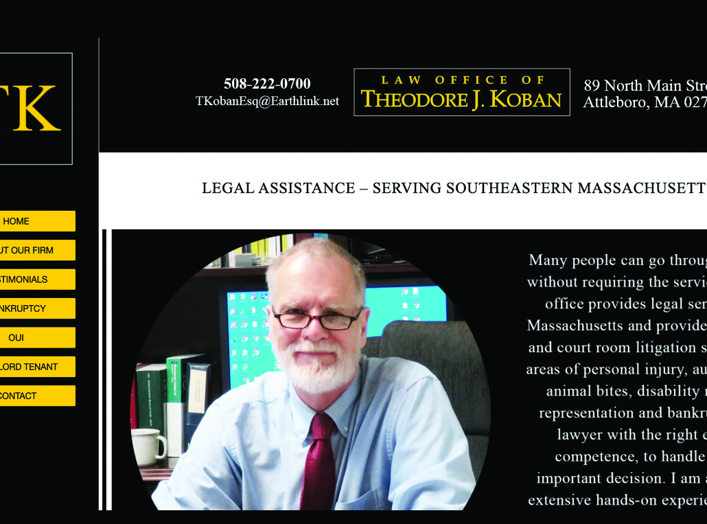 Law Office of Theodore J. Koban