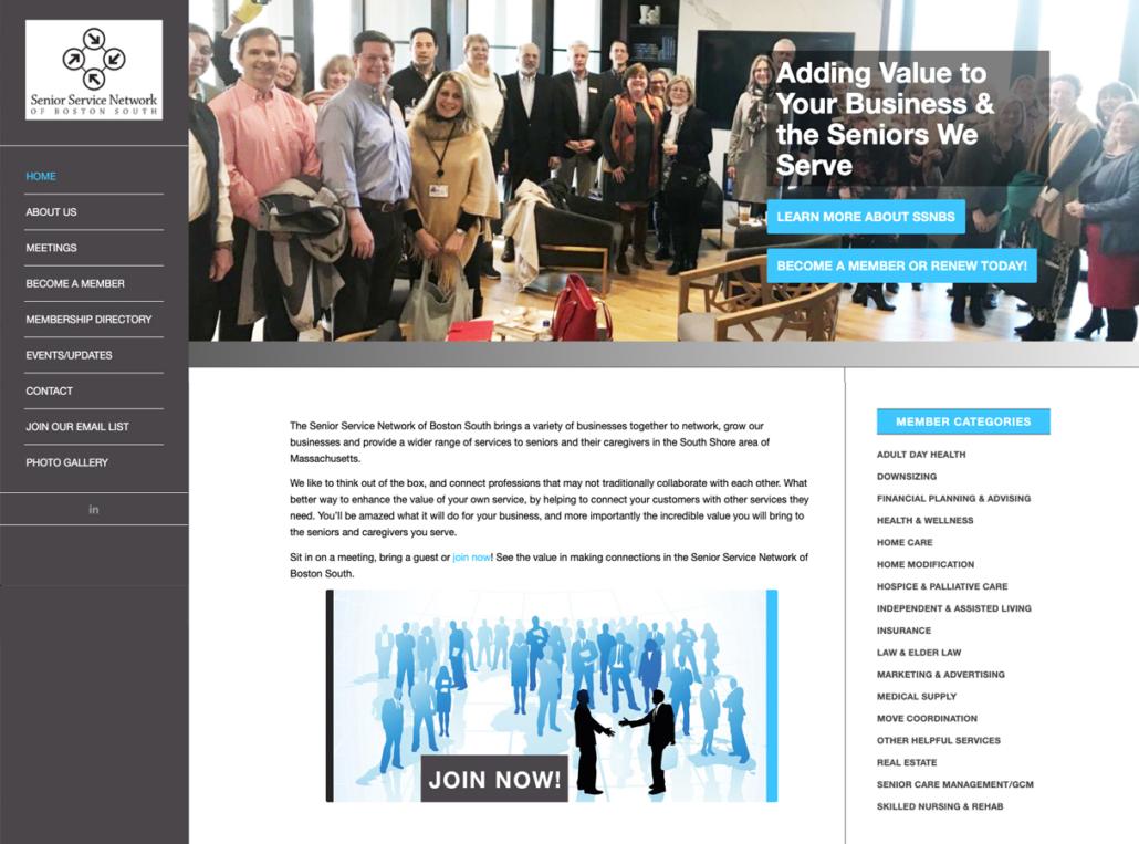 Senior Service Network of Boston South